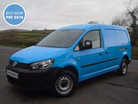 USED 2011 61 VOLKSWAGEN CADDY MAXI 1.6 C20 TDI 1d 101 BHP **VEHICLE AT OUR UGBOROUGH  BRANCH**