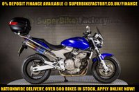 USED 2005 05 HONDA CB600F HORNET 600CC GOOD BAD CREDIT ACCEPTED, NATIONWIDE DELIVERY,APPLY NOW