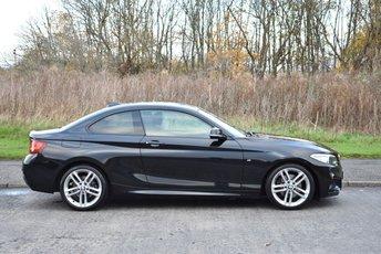2014 BMW 2 SERIES 2.0 220I M SPORT 2d 181 BHP £14990.00