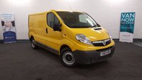 2013 VAUXHALL VIVARO 2.0 2900 CDTI  ECOFLEX 113 BHP 6 speed  AA Owned and maintained from new with Air Con, Bluetooth,  £5980.00