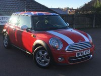 2010 MINI HATCH COOPER 1.6 COOPER D 3d 112 BHP £5495.00