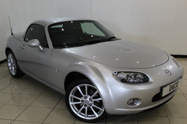 View our 2008 08 MAZDA MX-5 2.0 NISEKO I 2DR 160 BHP