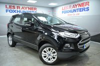 USED 2015 15 FORD ECOSPORT 1.5 ZETEC 5d 110 BHP Full Ford Service History, 1 owner from new, Bluetooth, Rear Park sensors