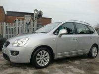 2012 KIA CARENS 1.6 CRDI 2 5d 127 BHP £5495.00