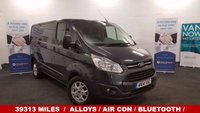 USED 2014 14 FORD TRANSIT CUSTOM 2.2 290 LIMITED (125) BHP With Full History, Air Con, Bluetooth, DAB Radio,  *Over The Phone Low Rate Finance Available*   *UK Delivery Can Also Be Arranged*           ___________       Call us on 01709 866668 or Send us a Text on 07462 824433