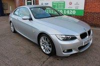 USED 2008 08 BMW 3 SERIES 2.0 320I M SPORT 2d 168 BHP +13 Stamp FULL Service History.