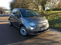 USED 2009 59 FIAT 500 1.2 LOUNGE 3d 69 BHP PLEASE CALL TO VIEW