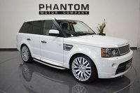 USED 2011 61 LAND ROVER RANGE ROVER SPORT 3.0 TDV6 AUTOBIOGRAPHY 5d AUTO 245 BHP