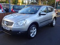 2008 NISSAN QASHQAI 2.0 TEKNA DCI 4WD 5d AUTOMATIC, PX to Clear £3290.00