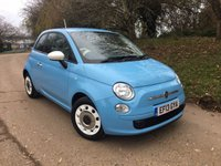USED 2013 13 FIAT 500 1.2 COLOUR THERAPY 3d 69 BHP PLEASE CALL TO VIEW