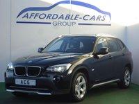 2011 BMW X1 2.0 XDRIVE20D SE 5d 174 BHP £9950.00
