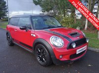 2008 MINI CLUBMAN 1.6 COOPER S 5d 172 BHP £5390.00