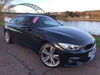 2015 BMW 4 SERIES 2.0 420I XDRIVE M SPORT 2d AUTO 181 BHP £21990.00
