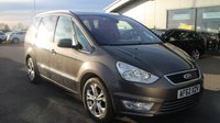 USED 2012 62 FORD GALAXY 1.6 TITANIUM TDCI 5d 115 BHP LOW DEPOSIT OR NO DEPOSIT FINANCE AVAILABLE.