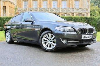 2010 BMW 5 SERIES 3.0 525D SE 4d 202 BHP £9990.00