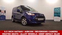 USED 2015 65 FORD TRANSIT CONNECT 1.6 200 LIMITED 114 BHP Full Colour Sat Nav and Reversing Camera, 3 Seats, Air Con, Bluetooth *Over The Phone Low Rate Finance Available*   *UK Delivery Can Also Be Arranged*           ___________       Call us on 01709 866668 or Send us a Text on 07462 824433