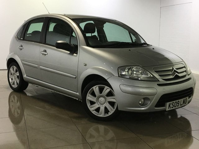 View our 2009 09 CITROEN C3 1.6 EXCLUSIVE HDI 16V 5d 89 BHP