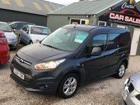 2014 FORD TRANSIT CONNECT 1.6 200 LIMITED P/V 1d 114 BHP £8995.00