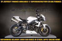 USED 2012 12 TRIUMPH STREET TRIPLE 675 R  GOOD & BAD CREDIT ACCEPTED, OVER 500+ BIKES IN STOCK