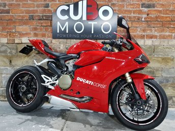2012 DUCATI 1199 PANIGALE ABS  £9990.00