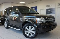 2013 LAND ROVER DISCOVERY 3.0 4 SDV6 HSE 5d 255 BHP £26990.00