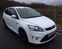 USED 2009 59 FORD FOCUS 2.5 ST-3 3d 223 BHP LOW MILEAGE AND FULL SERVICE HISTORY