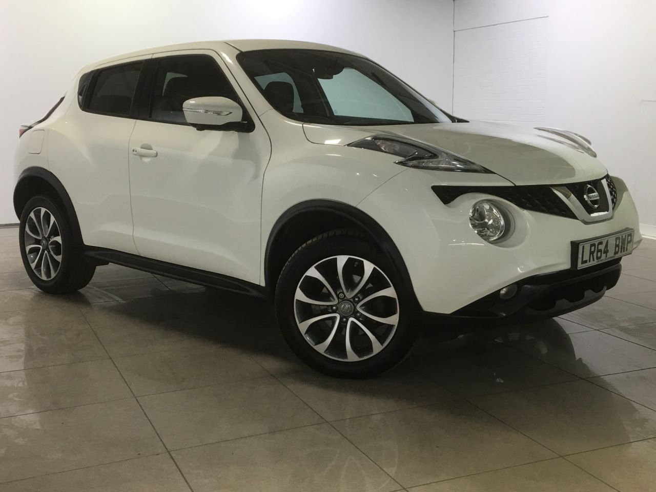 View our NISSAN JUKE