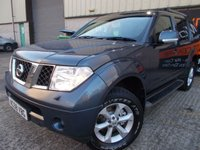 USED 2009 58 NISSAN PATHFINDER 2.5 AVENTURA DCI 5d 169 BHP Excellent Large 4x4, No Deposit Finance, No Fees Finance