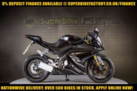 USED 2017 17 YAMAHA YZF-R125 ABS  GOOD & BAD CREDIT ACCEPTED, OVER 500+ BIKES IN STOCK