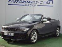 2012 BMW 1 SERIES 2.0 118D EXCLUSIVE EDITION 2d 141 BHP £8950.00
