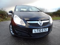2010 VAUXHALL CORSA 1.4 EXCLUSIV A/C 5d AUTO 98 BHP  ** AUTOMATIC , YES ONLY 23K FROM NEW ** £5195.00