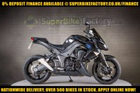 USED 2013 63 KAWASAKI Z1000 DDF  GOOD & BAD CREDIT ACCEPTED, OVER 500+ BIKES IN STOCK