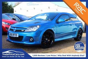 2010 VAUXHALL ASTRA 2.0 VXR 3d 240 BHP £6750.00