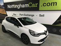 USED 2014 64 RENAULT CLIO DYNAMIQUE MEDIANAV ENERGY DCI S/S