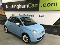 USED 2014 14 FIAT 500 COLOUR THERAPY