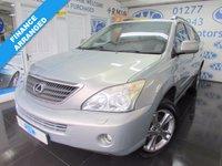 2006 LEXUS RX 400H Hybrid Automatic £5995.00