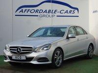 2013 MERCEDES-BENZ E CLASS 2.1 E220 CDI SE 4d AUTO 168 BHP £14950.00