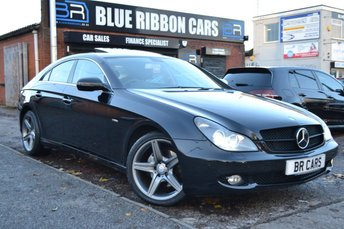 2010 MERCEDES-BENZ CLS CLASS 3.0 CLS350 CDI GRAND EDITION 4d AUTO 272 BHP £8990.00