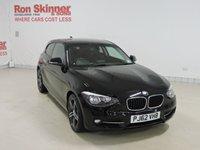 USED 2012 62 BMW 1 SERIES 1.6 114I SPORT 3d 101 BHP