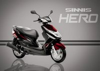 USED 2019 SINNIS Hero 125 ***BRAND NEW EFi MODEL***
