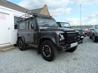 USED 2016 65 LAND ROVER DEFENDER 90 Adventure Limited Edition 2.2TD Station Wagon ( 150 bhp ) One Owner Limited Edition 1 Of Only 600 VAT Qualifying