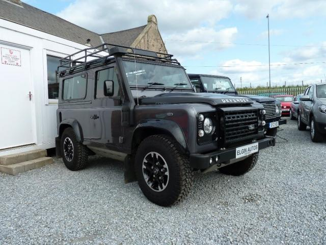 2016 65 LAND ROVER DEFENDER 90 Adventure Limited Edition 2.2TD Station Wagon ( 150 bhp )