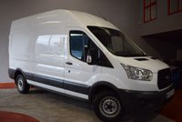 2015 FORD TRANSIT 350 RWD 2.2 TDCI 100 LWB HIGH ROOF FULL HISTORY £10945.00