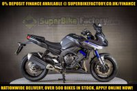 USED 2014 14 YAMAHA FZ8 800cc ABS  GOOD BAD CREDIT ACCEPTED, NATIONWIDE DELIVERY,APPLY NOW
