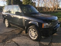 USED 2009 LAND ROVER RANGE ROVER 3.6 TDV8 VOGUE 5d AUTO 271 BHP