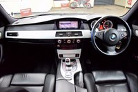 USED 2007 57 BMW 5 SERIES 5.0 M5 TOURING 5d AUTO 501 BHP 1 OWNER  / FULL BMW SERVICE HISYORY / 6 MONTHS WARRANTY /  FULL MOT
