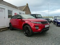 USED 2014 14 LAND ROVER RANGE ROVER EVOQUE Dynamic AWD 2.2 SD4 Auto 5dr ( 190 bhp ) New Land Rover Service Low Mileage 9 Speed Gearbox