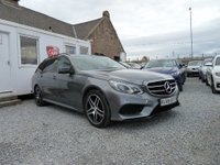 USED 2016 16 MERCEDES-BENZ E CLASS E220 BlueTEC AMG Night Edition 2.1 CDI 7G-Tronic Plus ( 177 bhp ) One Owner FMBSH