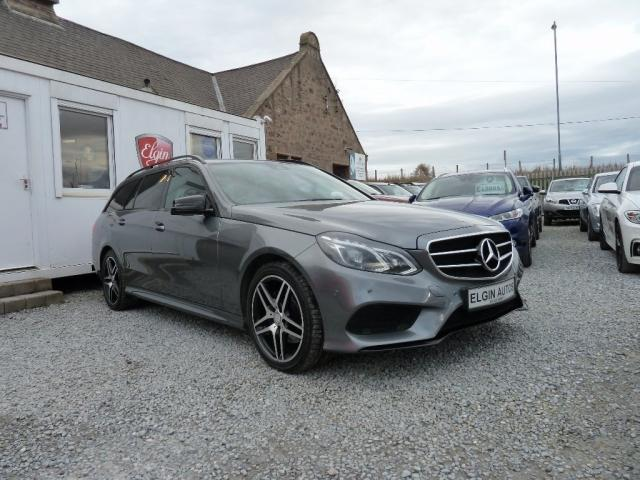2016 16 MERCEDES-BENZ E CLASS E220 BlueTEC AMG Night Edition 2.1 CDI 7G-Tronic Plus ( 177 bhp )