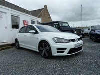 USED 2016 16 VOLKSWAGEN GOLF R 4 Motion 2.0 TSI 5dr ( 300 bhp ) One Owner From New Low Mileage